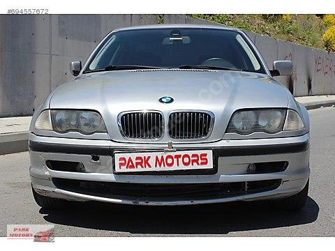 PARK MOTORS 2001 MODEL BMW 3.16İ COMPACT STANDART