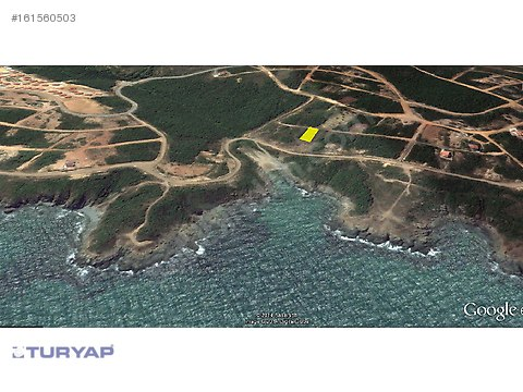 Riva da lebiderya deniz manzaralı arsa #161560503