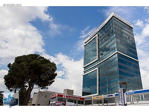 BAYRAMPAŞA İSTANBUL TOWER OFİS PLAZADA 310 m² GİRİŞ...