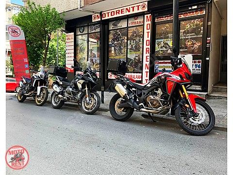 ENDURO MOTO KİRALAMA BMW R1200 GS AFRİCA TWİN NC...