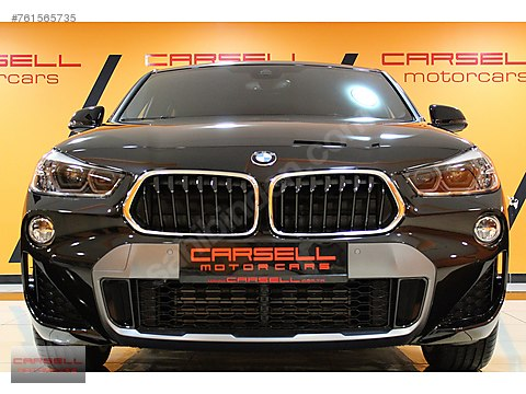 CARSELL 2019 BMW X2 1.6D SDRİVE M SPORT 19 JANT...