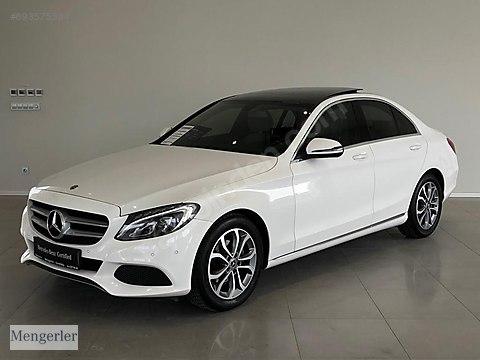 Mercedes-Benz Certified-MENGERLER Ümitköy 2017...