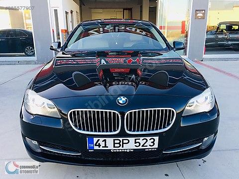 SUZUKİ ÇOBANOĞLUNDAN 2012 BMW 525d xDrive COMFORT...