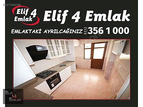 ELİF 4 EMLAK'TAN 1 BAĞIMLI FULL YAPILI ORTA KAT...