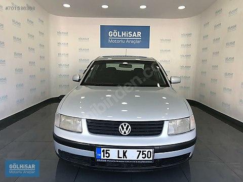 GÖLHİSAR'dan 1997 VW PASSAT 1.8 T COMFORTLİNE BENZİN+LPG