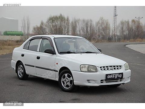 2000 Hyundai Accent 1.3 MPI LX - Masrafsız - LPG'li