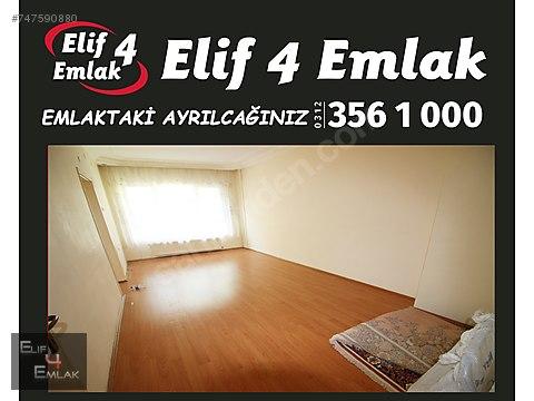 ELİF 4 EMLAK'TAN TEPEBAŞI MAHALLESİNDE 2+1 110...
