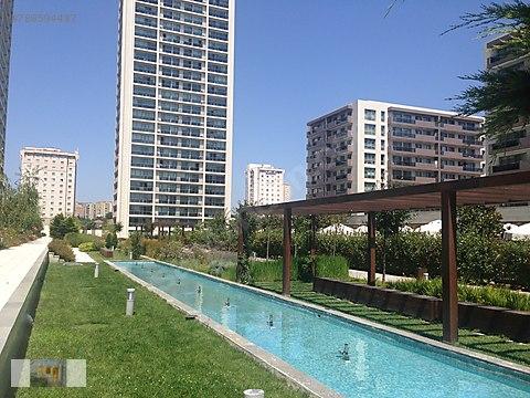 Deniz'den elite city 1+1 70 m2 Kiralık Daire