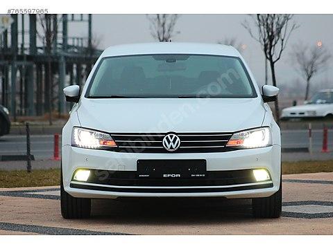 BOYASIZ HATASIZ VW JETTA 1.4TSI 160HP DSG HIGLINE...