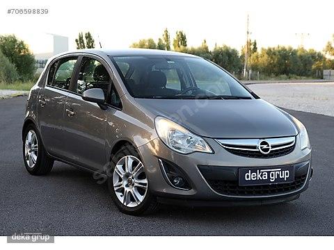 2011 Makyajlı Kasa - Opel Corsa 1.3 CDTI - ENJOY...