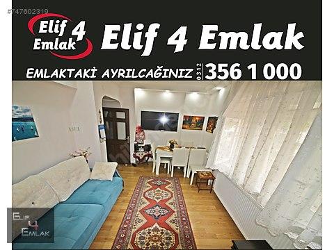ELİF4'TEN PINARBAŞI MAH'DE GİRİŞ KAT BALKONLU ÖN...