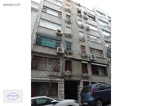 Beşiktaş kalıpçı sokakta masrafsız daire giriş...