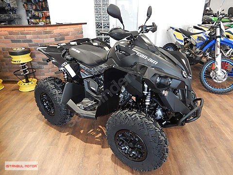 İSTANBUL MOTOR-2018 CAN-AM RENEGADE 1000 XXC ABS-...