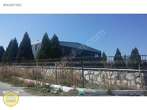 SALİHLİDE 5900 M2 İÇİNDE İMALATHANE TESCİLLİ FABRİKA...