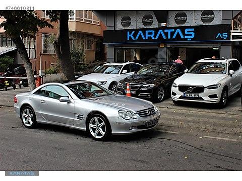 KARATAŞ' tan 2003 MERCEDES SL 350
