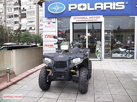 ISTANBUL MOTOR FIRSAT-0 KM SPORTSMAN 570 49.990...