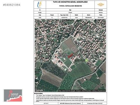 SOYUT EMLAK ORTACA BAHÇELİEVLERDE 1255 M2 PROJESİ...