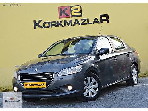 KORKMAZLAR 2014 Peugeot 301 Active 1.6HDI 92HP...