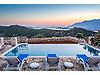 havuzu korunaklı deniz manzaralı villa #206624918