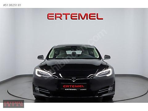 ERTEMEL'DEN 2018- TESLA MODEL S 75D - FULL PREMIUM...