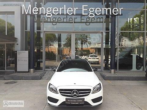 Mercedes-Benz Certified-Mengerler Egemer-2018 C...