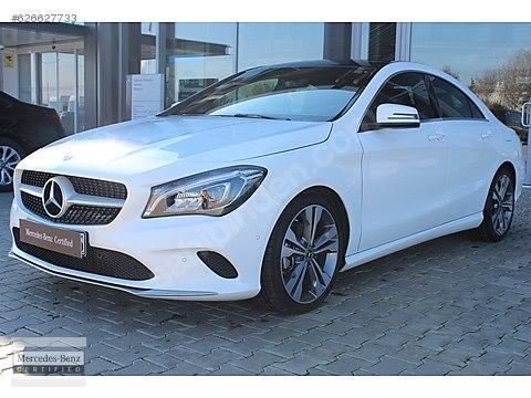 Mercedes-Benz Certified Gelecek Malatya 2018 CLA...