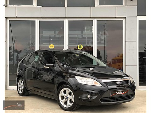 GALLERY'DEN 2011 FORD FOCUS 1.6 COLLECTİON 150.000...