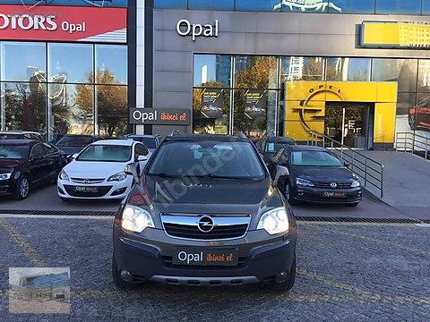 OPAL OTOMOTİV'DEN ANTARA 2.0 CDTİ COSMO AKTIVE...