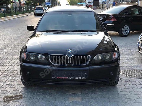 BOZKURT AUTODAN 2005 BMW OTOMATİK DERİ ISITMA SANRUFF...