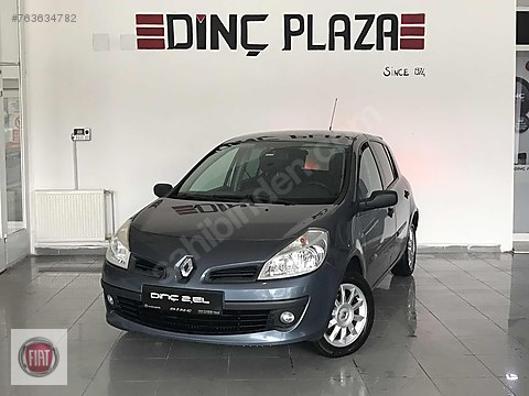 2009 RENAULT CLİO HB 1.5 DCİ 65 HP EXTREME 227.000KM