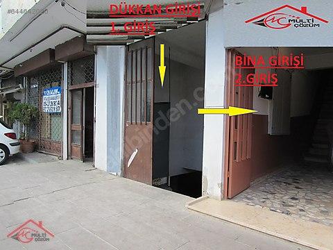 Yenibosna merkez mahallesinde kiralık kesim depo...