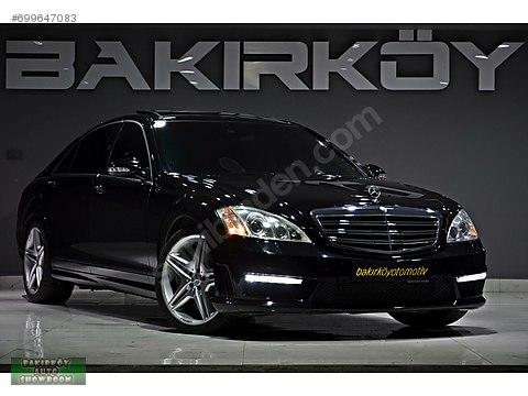 BAKIRKÖY'DEN 2008 S 320 CDI LONG 4MATİC AMG S63...