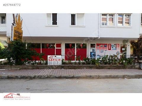 ** GÜZELOBA PAZARI YAKINI 140 m2. İŞYERİ TAPULU...