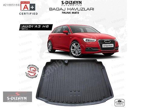 S-Dizayn A+ Kalite Audi A3 HB Bagaj Havuzu 2013 ve Üzeri #216651683
