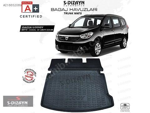S-Dizayn A+ Kalite Dacia Lodgy Bagaj Havuzu #216652069