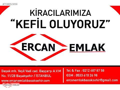 EMLAK KONUT BAŞAKŞEHİR EVLERİNDE BAHÇE KATI 3+1...