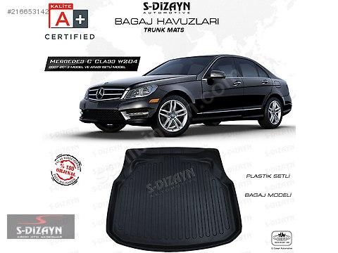 S-Dizayn A+ Kalite Mercedes C Kasa W 204 Bagaj Havuzu #216653142