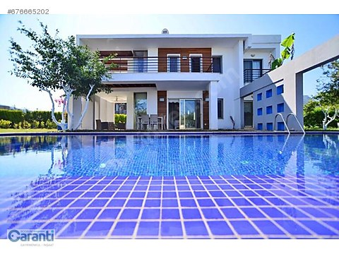 Göltürkbükü Özel Havuzlu Lüx Villa