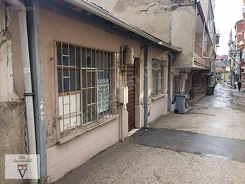 Bursa Osmangazi hüdavendigar'da bahçeli satılık...