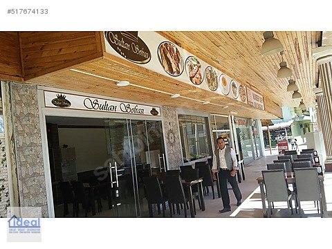 Kadriyede Hazır Vaziyette Devren Restaurant Araçla...