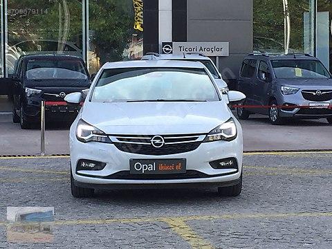 OPAL OTOMOTİV'DEN ASTRA 1.6 CDTI EXCELLENCE OTOMATİK...