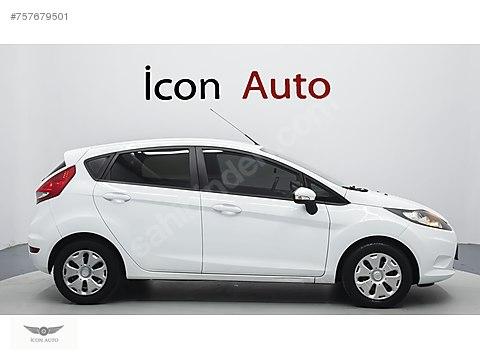 İCON AUTO - FORD FİESTA 1.4 TDCİ - HATASIZ - KAZASIZ