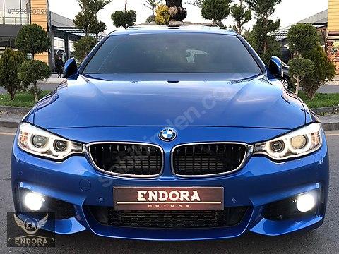 ENDORA MOTORS'dan 2016 BMW 4.18İ F1+HAFIZA+ELK...