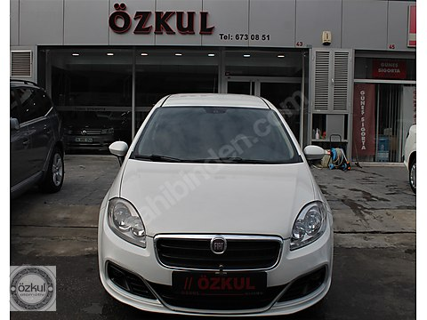 2015 FİAT LİNEA 1.3 MULTİJET ACTİVE PLUS 173.000...
