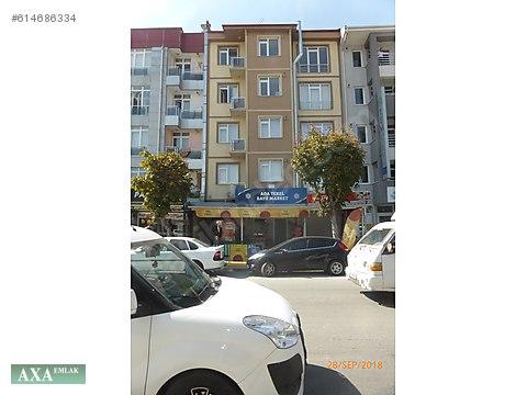 REAXA'dan Kiralık Daire Bakımlı Kombili OrhanOğuz'da...