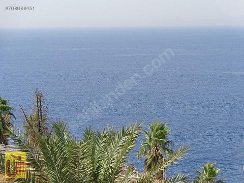 Antalyada Deniz Manzaralı Satılık Daire Gençlik...