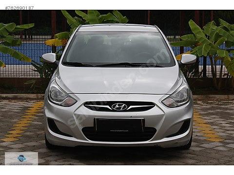 2013 Hyundai Accent Blue 1.6 CRDİ 128HP TAMAMINA...