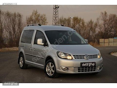 2014 Çıkışlı Volkswagen Caddy 1.6 TDI - HATASIZ...