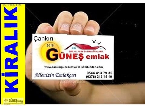 B.PAZARI MAH. DSİ ALTI 3 YILLIK, 170 m² KİRALIK...
