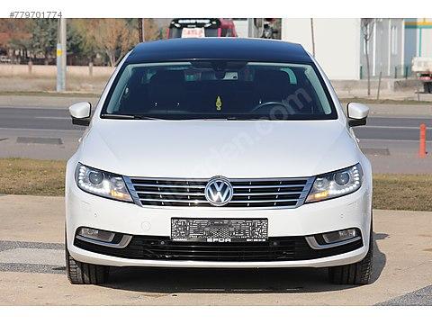 BOYASIZ HATASIZ 2012 VW CC 1.4TSI DSG 160HP EXCLUSİVE...